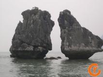 Wietnam - Halong Bay 2