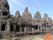 Kambodża - Angkor Wat 1
