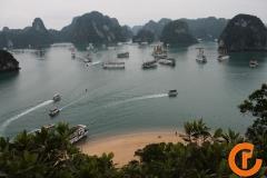 ویتنام-خلیج-هالونگ