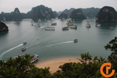 Vietnam-Baie-dHalong
