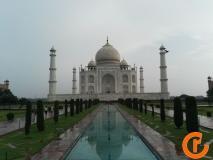 Indie - Agra