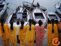 Hindiston - Varanasi